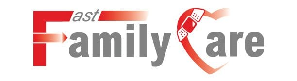Fast Family Care health clinic logo