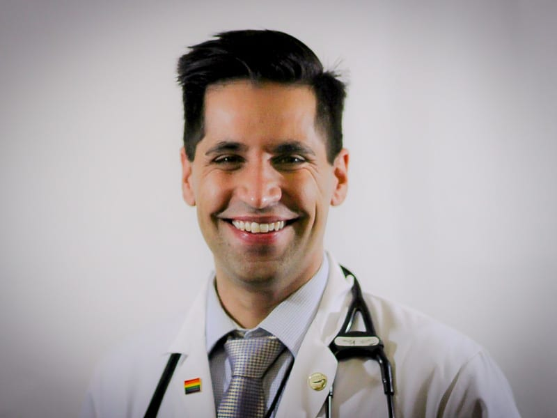 Image of Nurse Practitioner named Tarik Khan