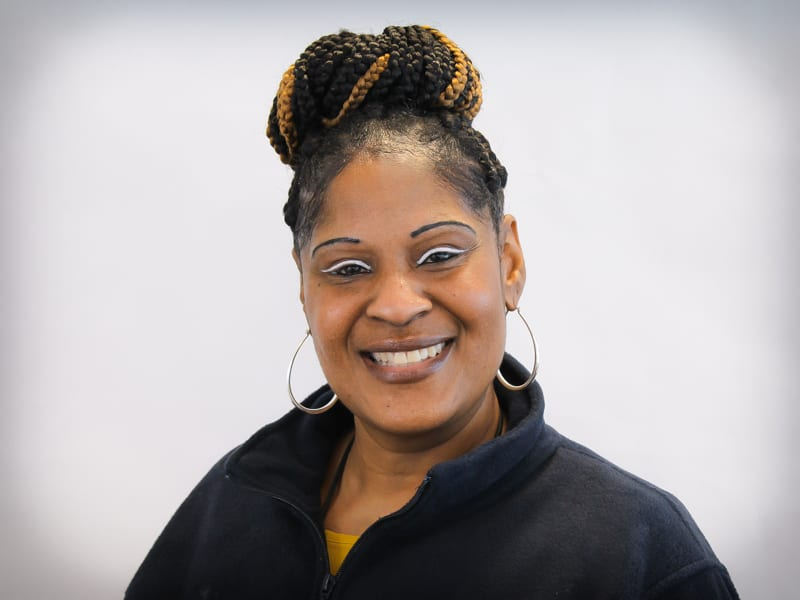 Image of Behavioral Health Administrative Coordinator Chevonne Siler