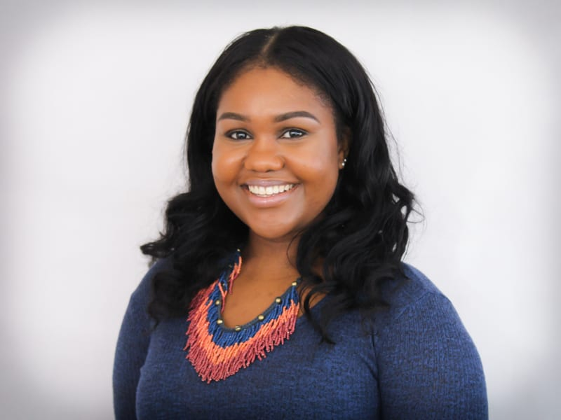 Image of Outreach and Enrollment Specialist Rasheedah Lester