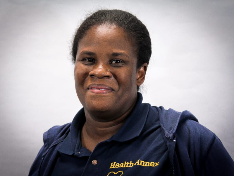 Image of Health Annex Medical Records and Patient Service Representative Shanell Mason