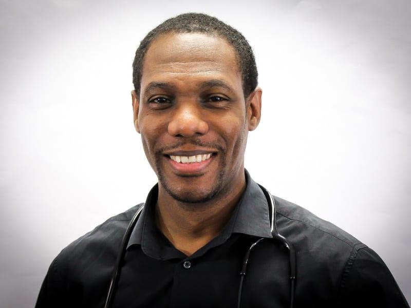 Image of Health Annex Patient Advocate Marcus Austin